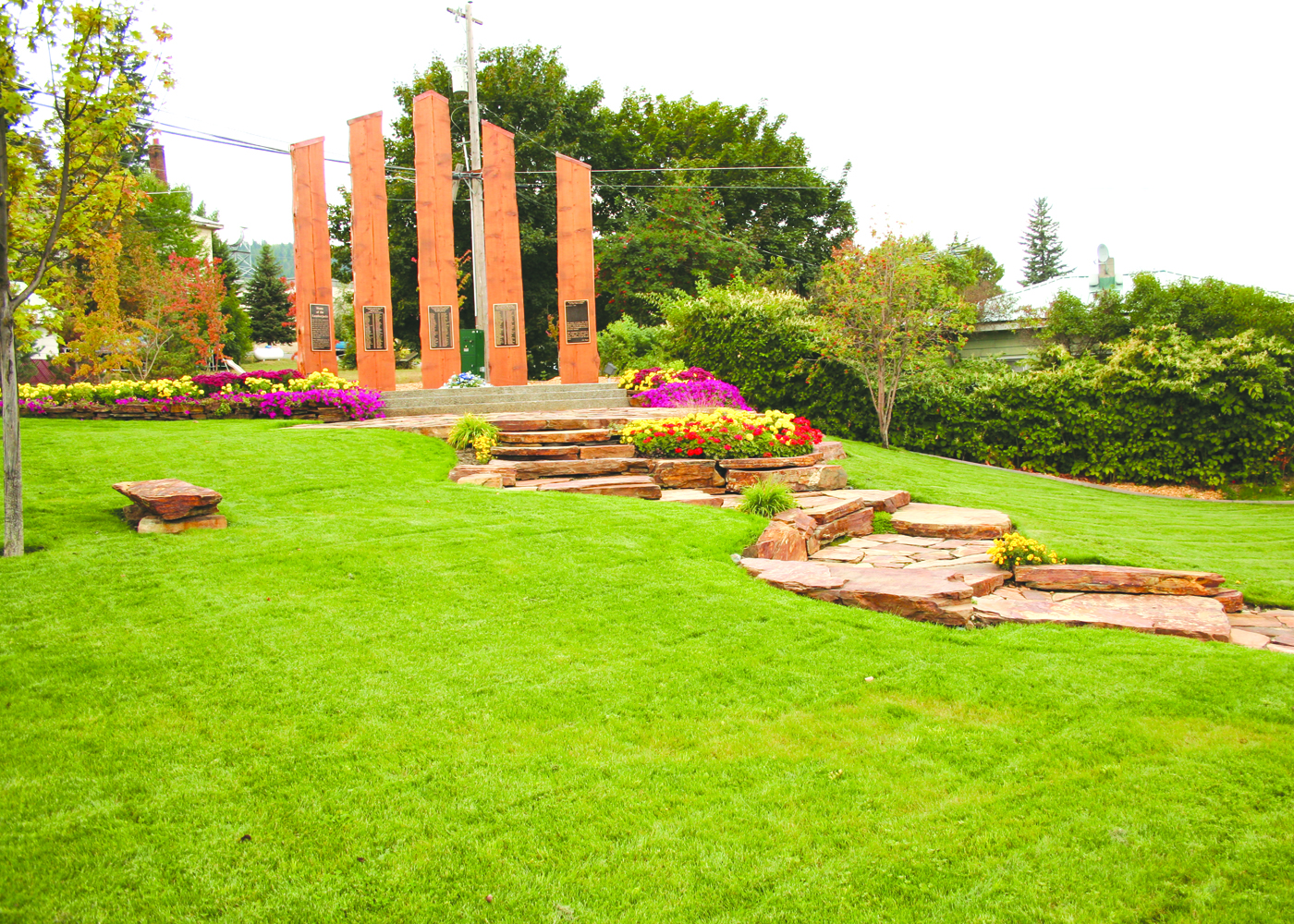 Logger Memorial